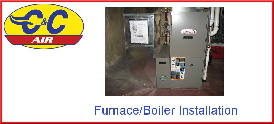 Furnace Boiler Installation