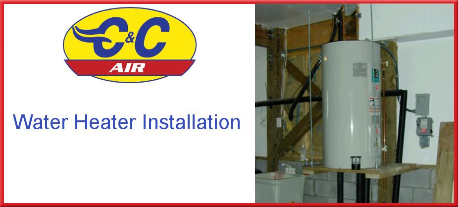 Heater Installation